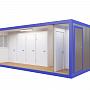 Блок-контейнер №5 сантехнический — миниатюра 1