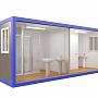 Блок-контейнер №6 сантехнический — миниатюра 2