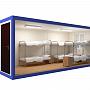 Блок-контейнер универсальный №1 из профлиста — миниатюра 2