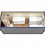 Блок-контейнер универсальный №2 из профлиста — миниатюра 4