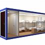 Блок-контейнер универсальный №3 из профлиста — миниатюра 2
