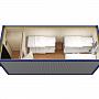 Блок-контейнер универсальный №3 из профлиста — миниатюра 4