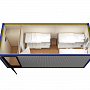 Блок-контейнер универсальный №4  из профлиста — миниатюра 4