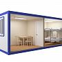 Блок-контейнер универсальный №5 из профлиста — миниатюра 2