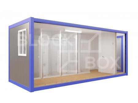 Блок-контейнер №4 сантехнический — дополнительное фото 2
