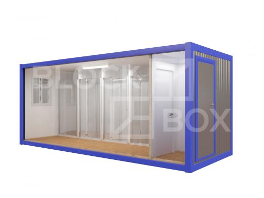 Блок-контейнер №4 сантехнический — дополнительное фото 3