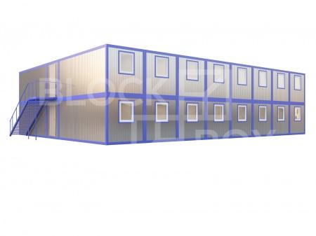 Модульное здание универсальное №9 — дополнительное фото 3
