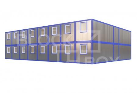 Модульное здание универсальное №9 — дополнительное фото 4