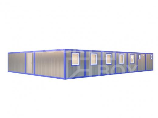 Модульное здание универсальное №10 — дополнительное фото 2