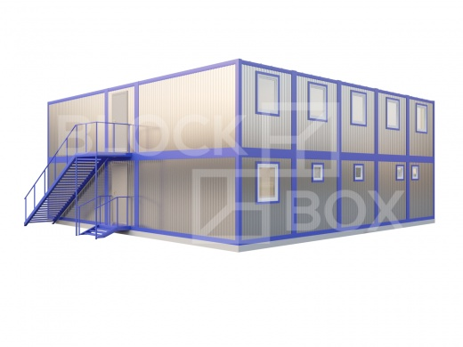 Модульное здание универсальное №11 — дополнительное фото 1
