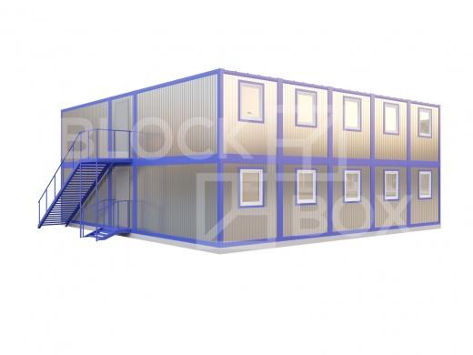 Модульное здание универсальное №11 — дополнительное фото 2
