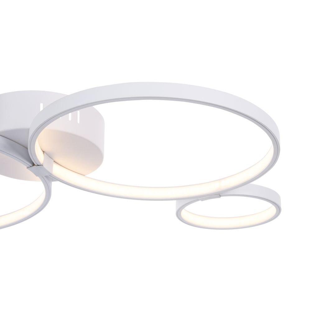 Потолочные светильники MOD448-CL-5-45-W Olympia Maytoni
