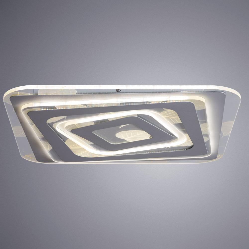 Потолочные светильники A1399PL-1CL MULTI-PIUMA Arte Lamp