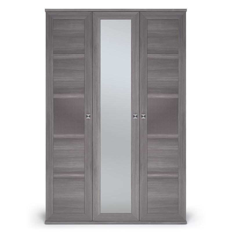 Модульная спальня «ПАРМА НЕО» (комплект) Кураж
