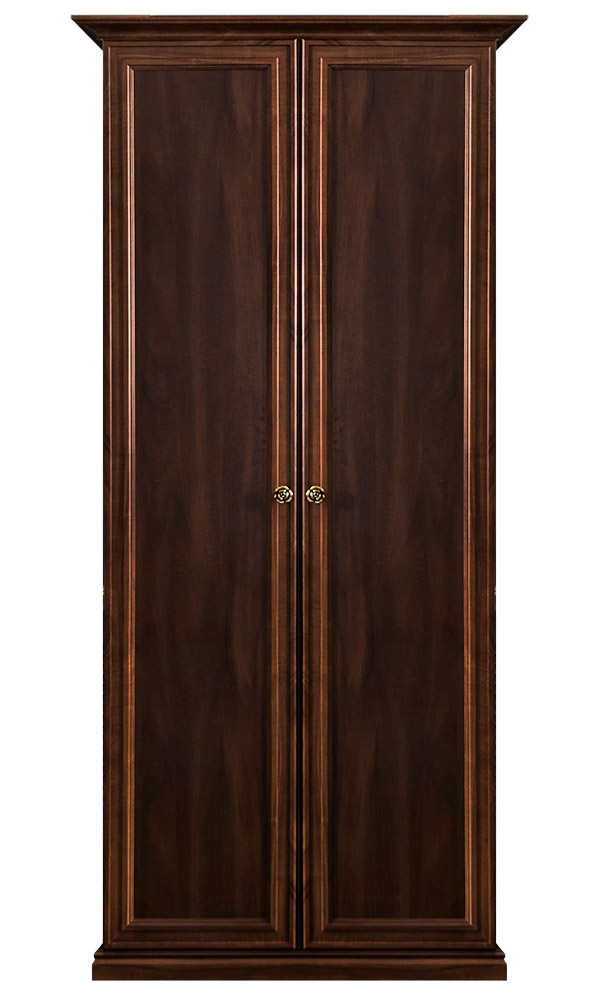 Шкаф двухдверный без зеркал «Афина» Эра