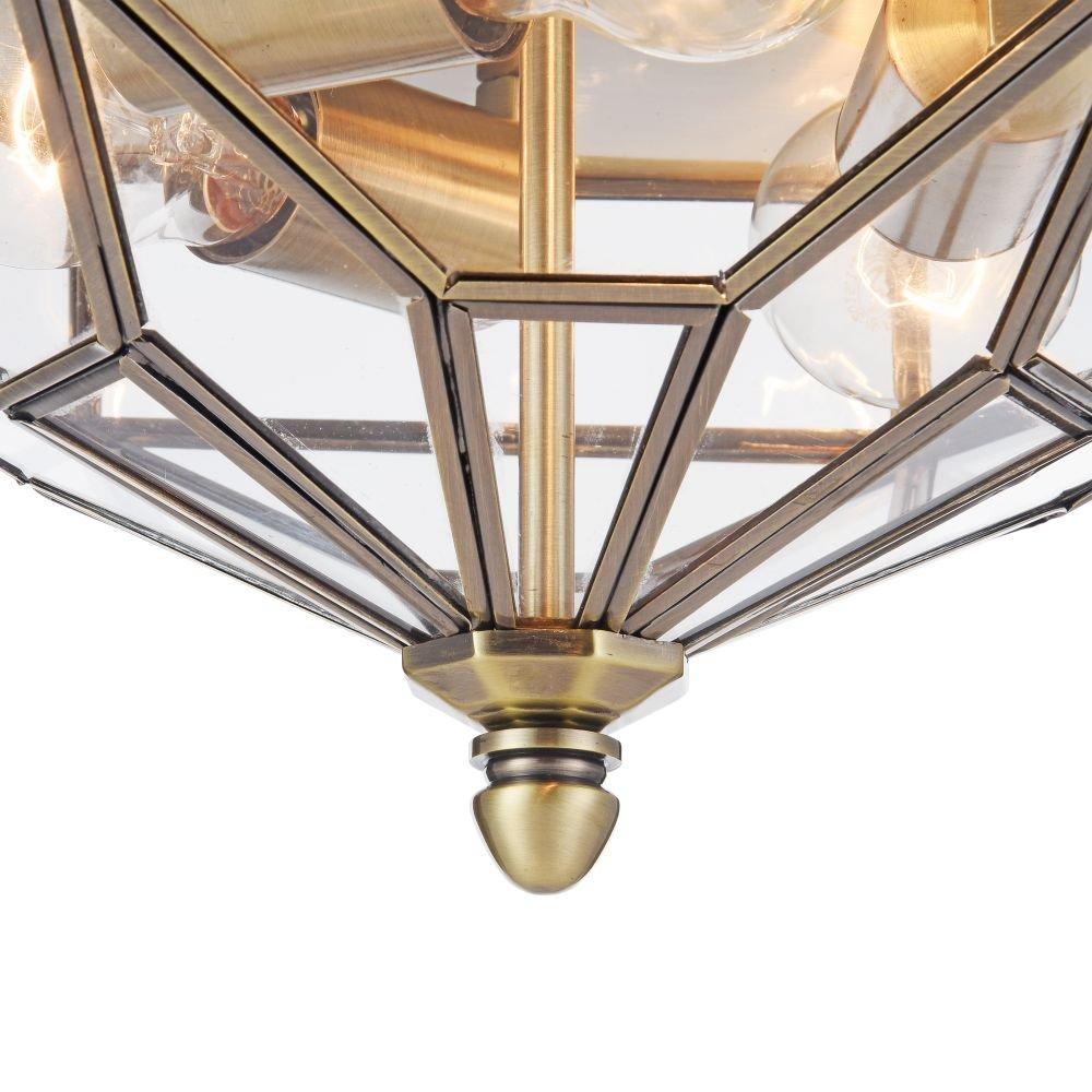 Потолочные светильники H356-CL-03-BZ Zeil Maytoni