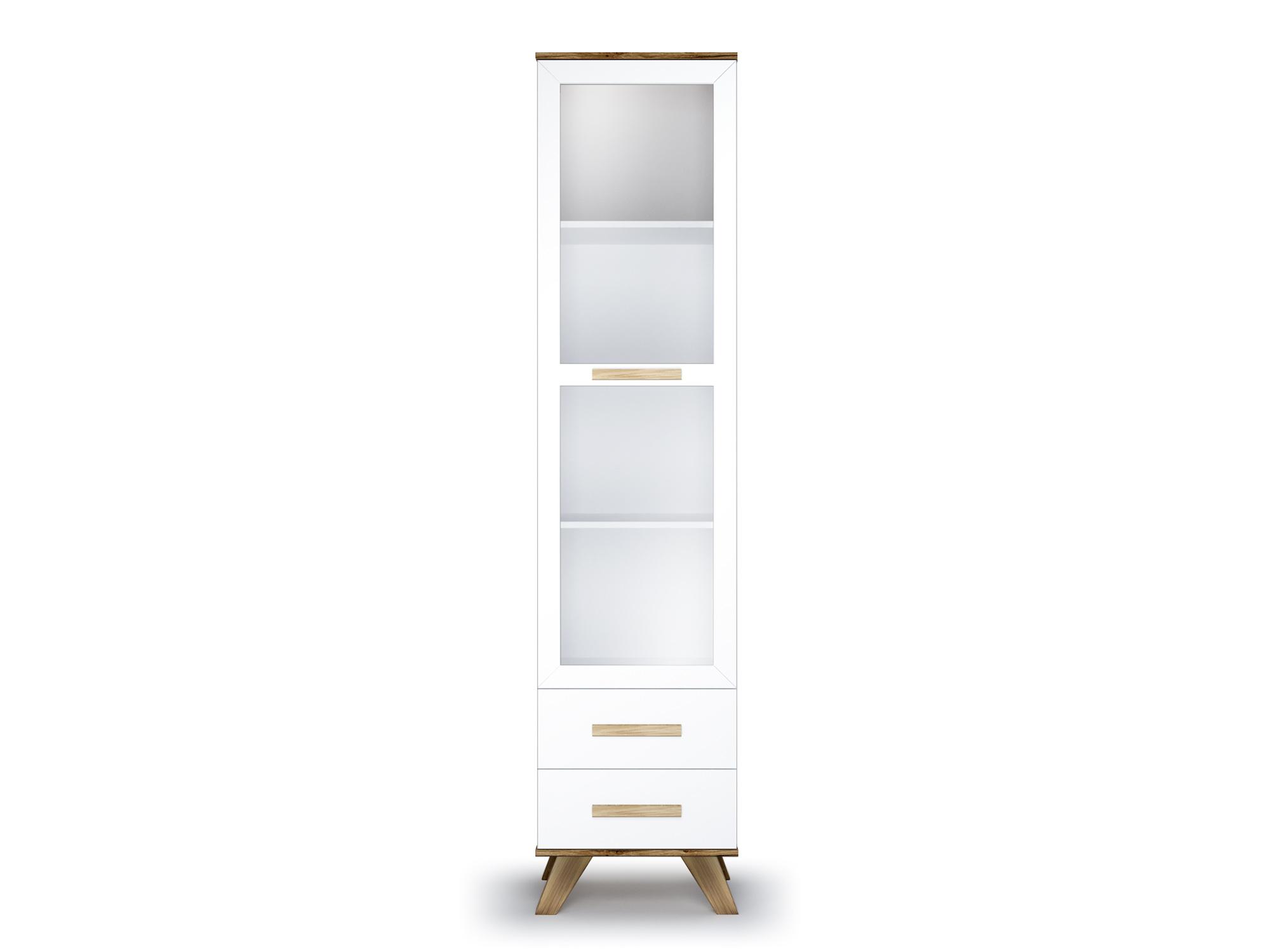 Шкаф-витрина 450 «Вега Скандинавия» Кураж
