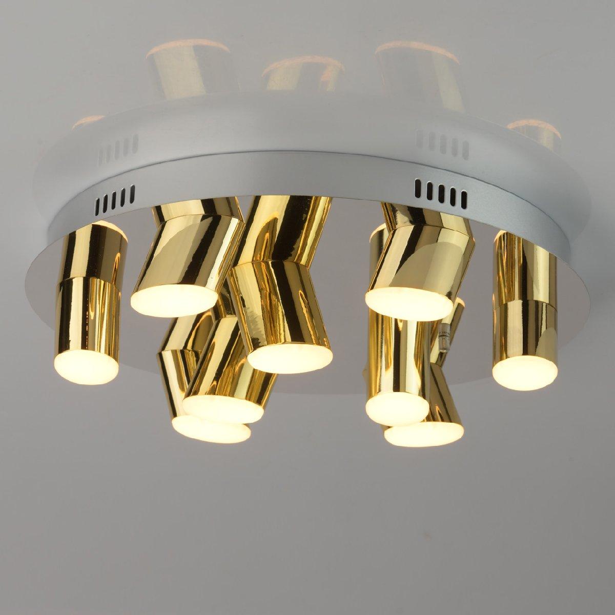Потолочные светильники 609013709 De Markt