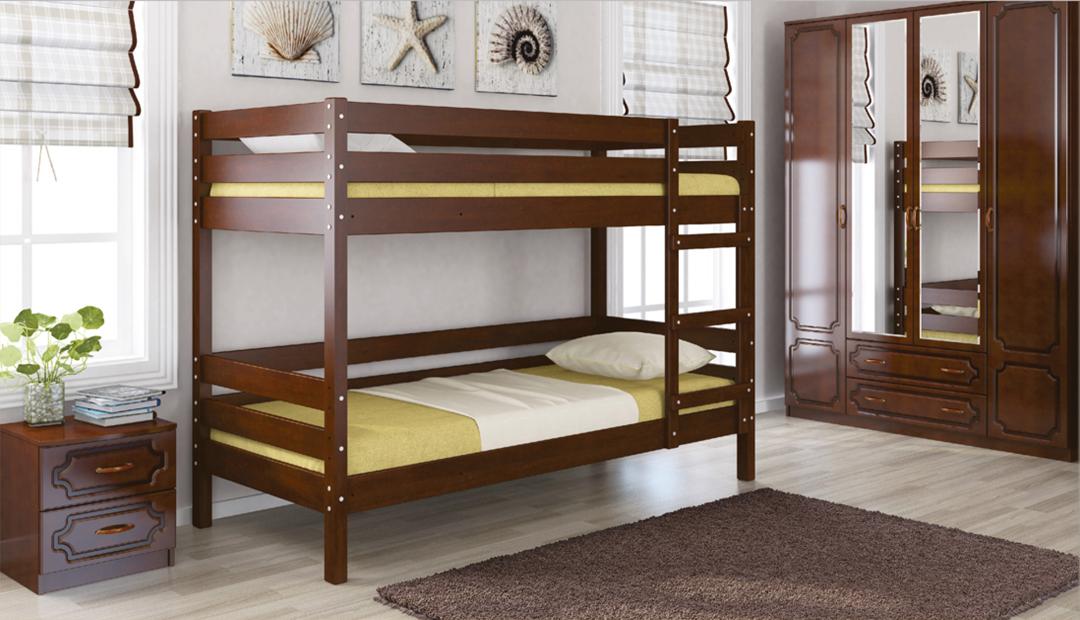 Кровать «Джуниор двухъярусная» Bravo
