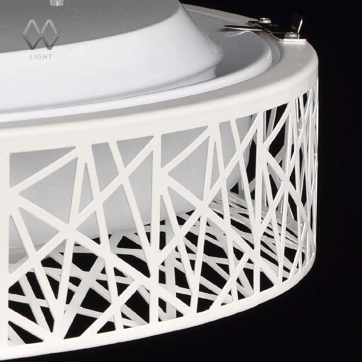 Потолочные светильники 674012201 Ривз De Markt
