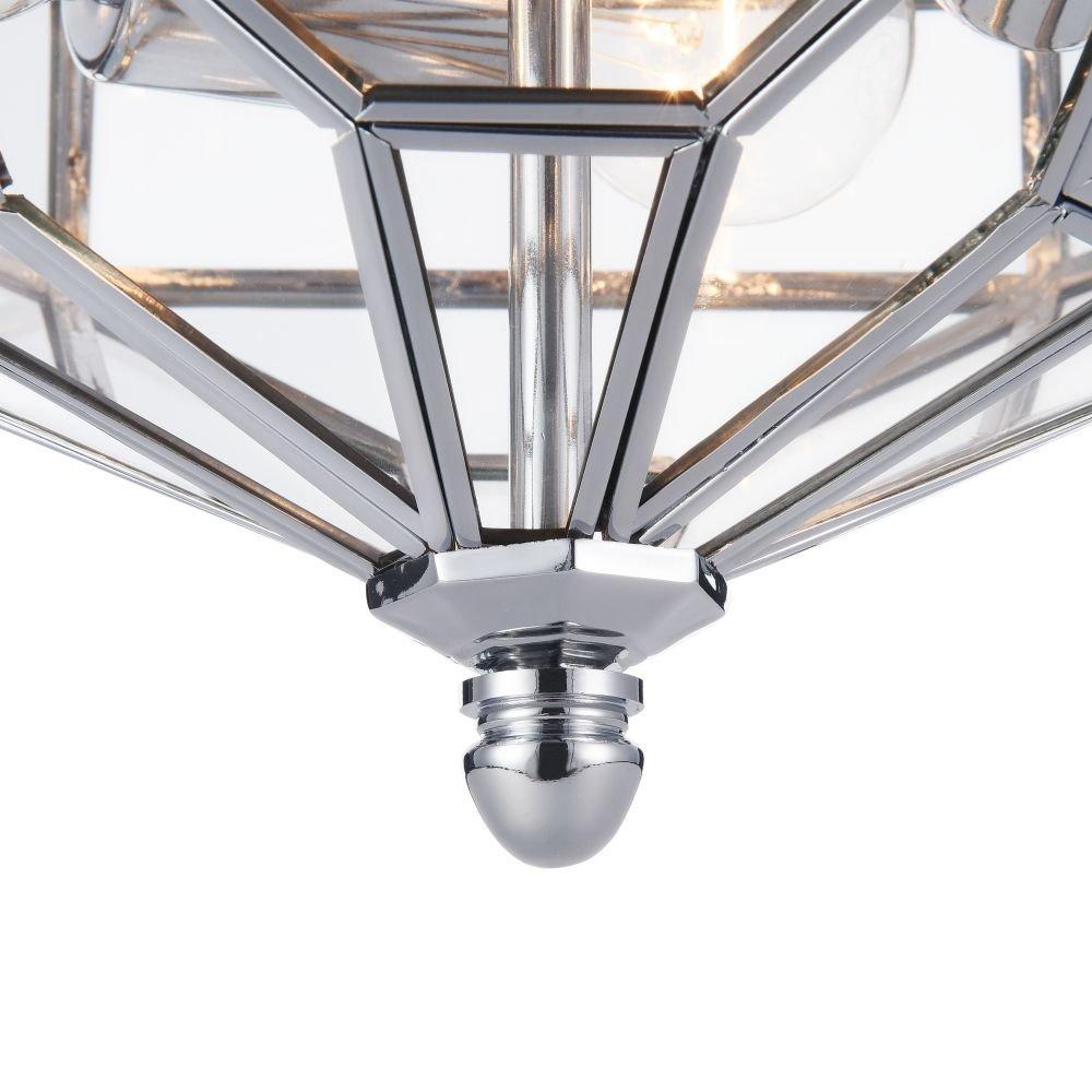 Потолочные светильники H356-CL-03-CH Zeil Maytoni