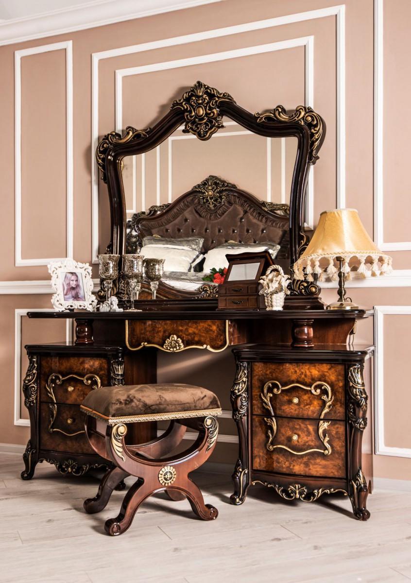 Стол туалетный с зеркалом «Джоконда» ЭРА