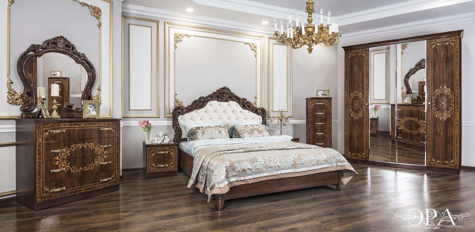Спальня «Патрисия» (4 ств) ЭРА