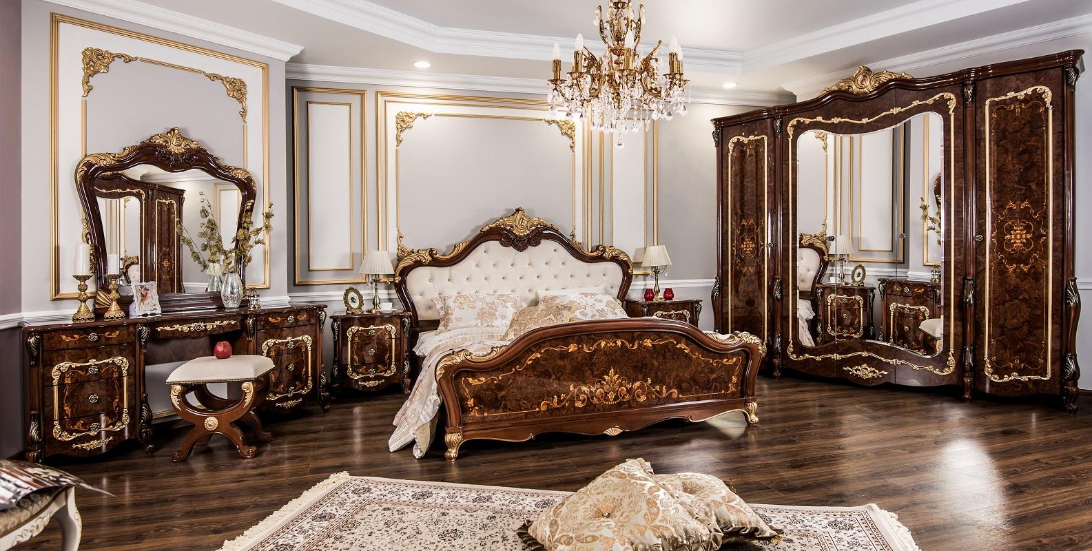 Спальня «Энрике» (5 ств) ЭРА