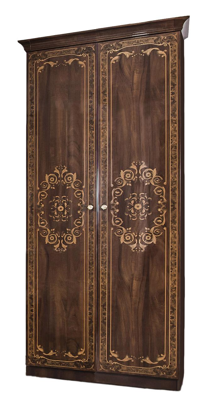 Шкаф двухдверный без зеркал «Патрисия» Эра