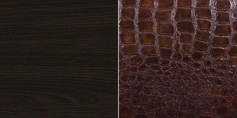 Шкаф 450 со стеклом «Парма Люкс» Кураж