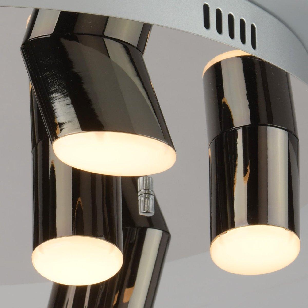 Потолочные светильники 609013809 De Markt