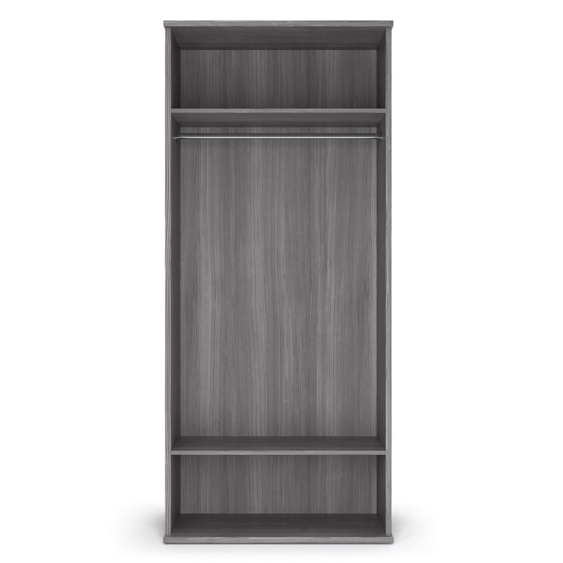 Шкаф двухдверный (корпус) «ПАРМА НЕО» Кураж