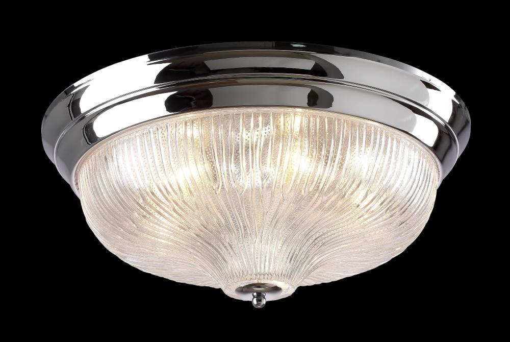 Потолочные светильники LLUVIA PL5 CHROME D460 LLUVIA Crystal Lux