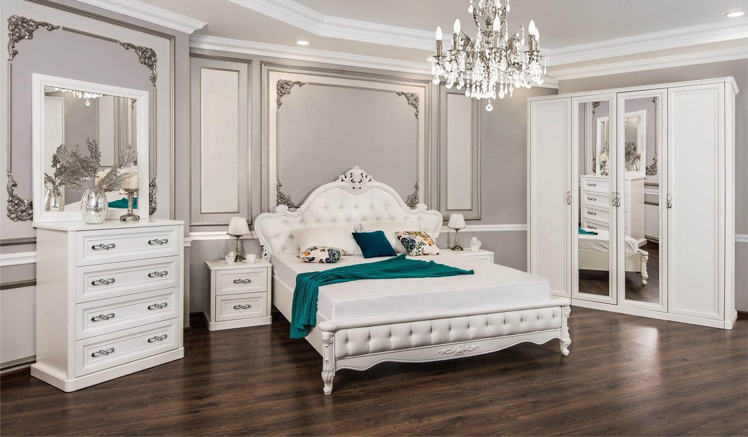 Спальня «Мишель» (4 ств) ЭРА