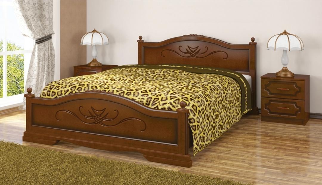 Кровать «Карина» Bravo