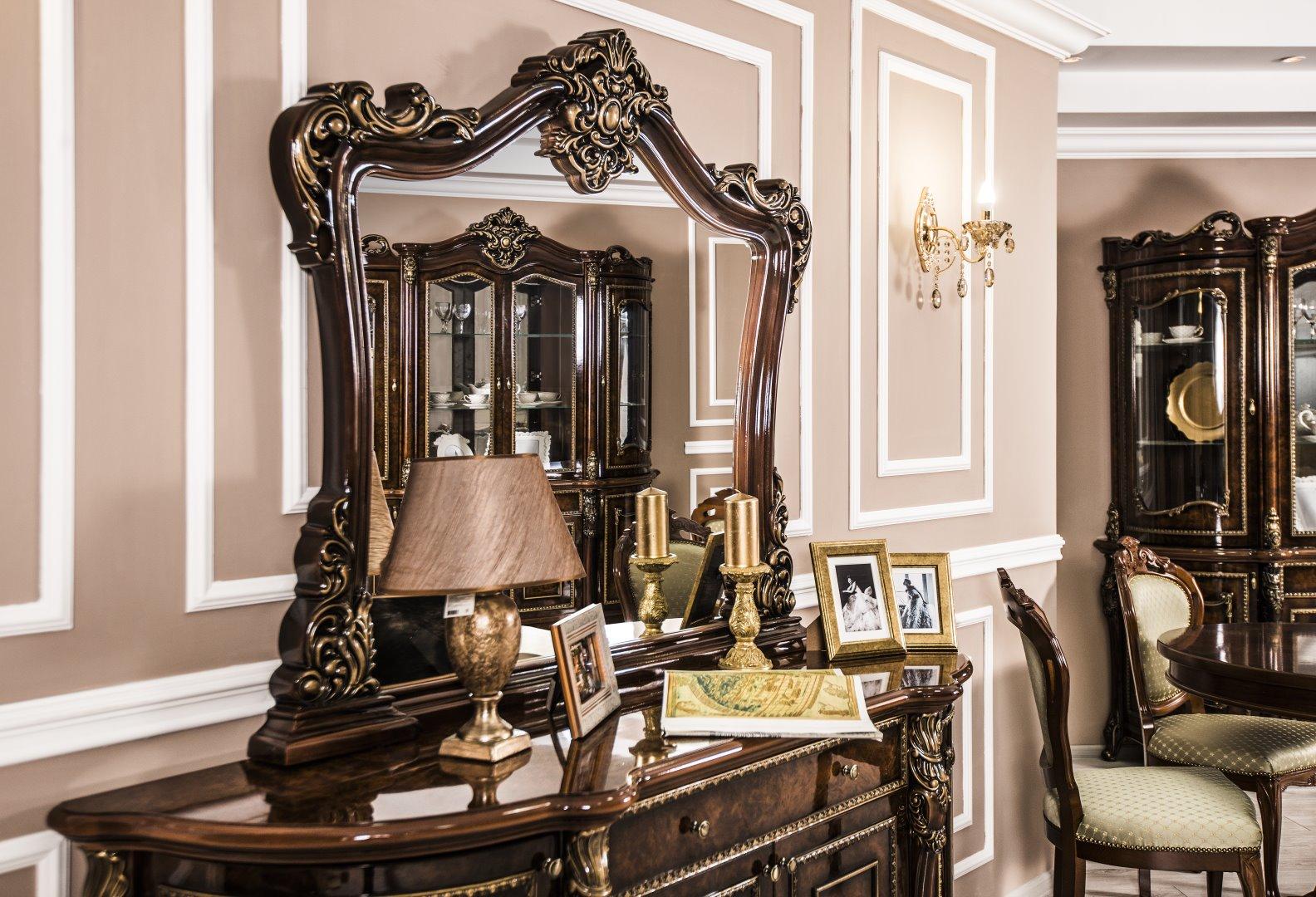 Комод с зеркалом «Джоконда» ЭРА
