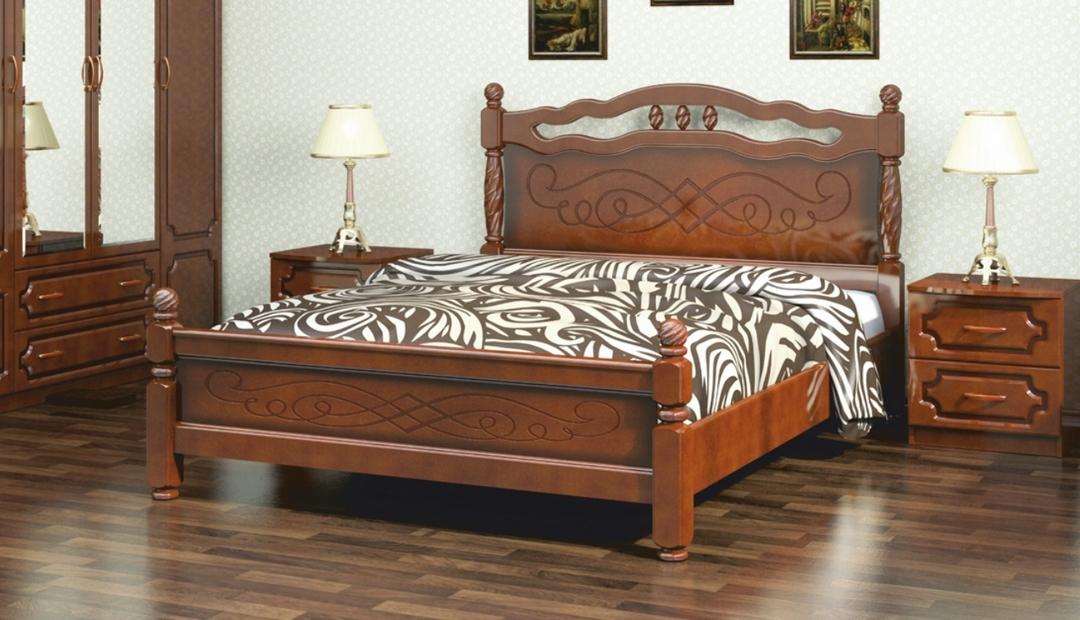 Кровать «Карина 15» Bravo