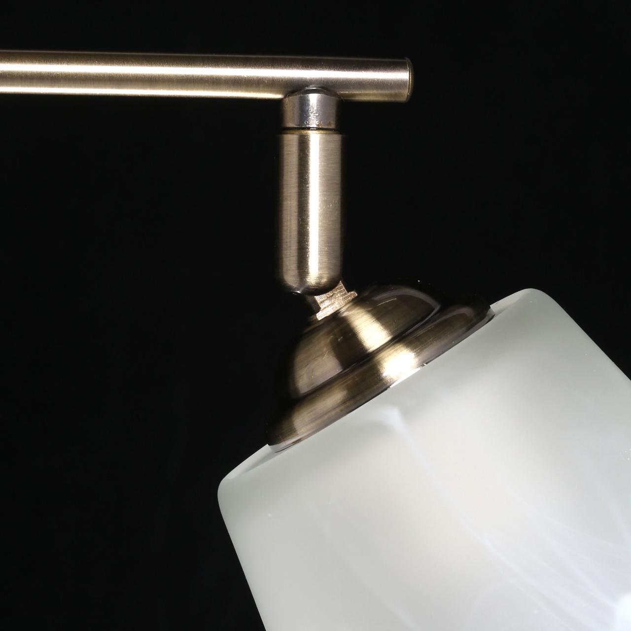 Потолочные светильники 673015402 Тетро De City