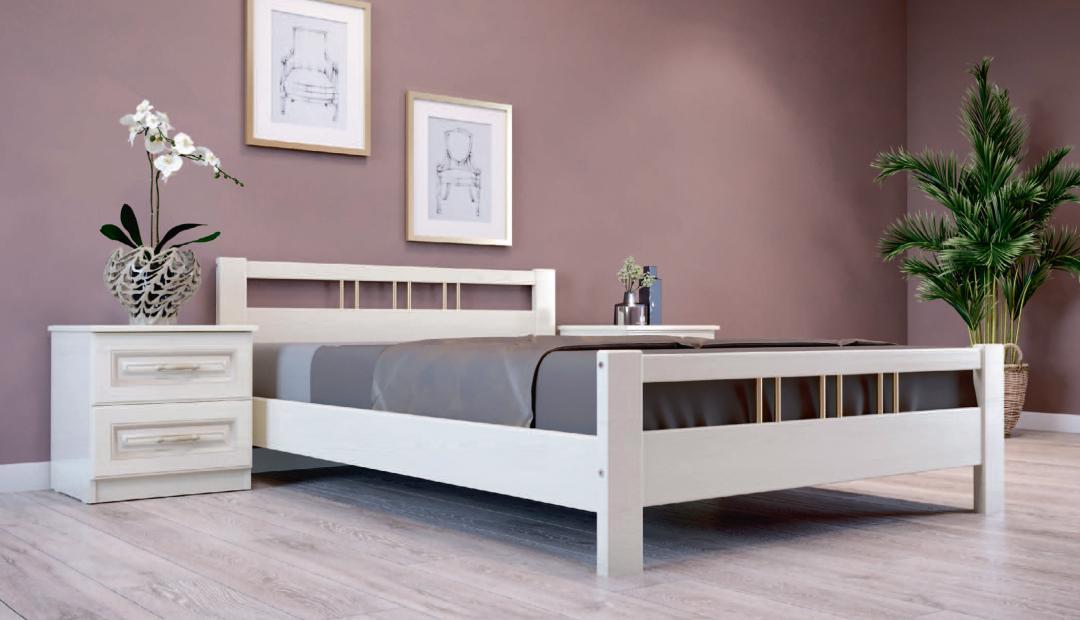 Кровать «Вероника 3» Bravo