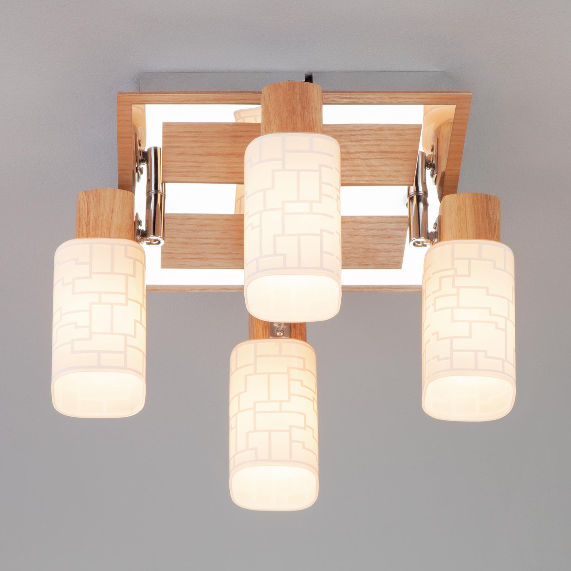 Потолочные светильники 4690389077180 Savier Eurosvet
