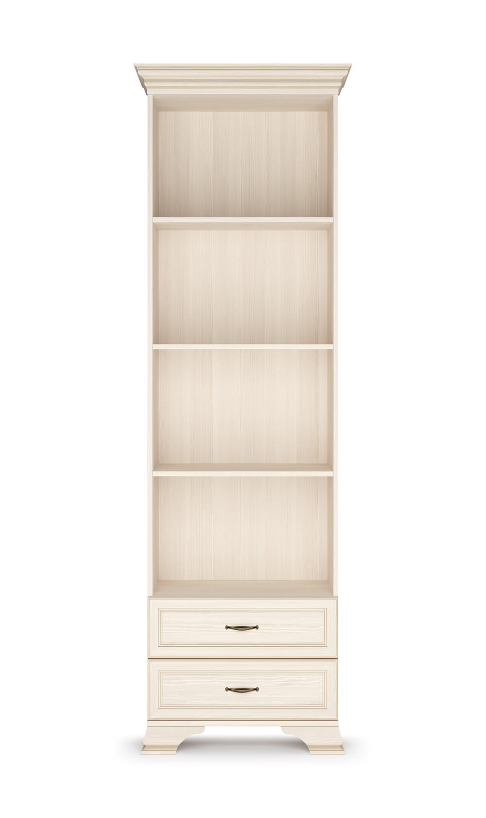 Шкаф-стеллаж 600 «Сиена» Кураж