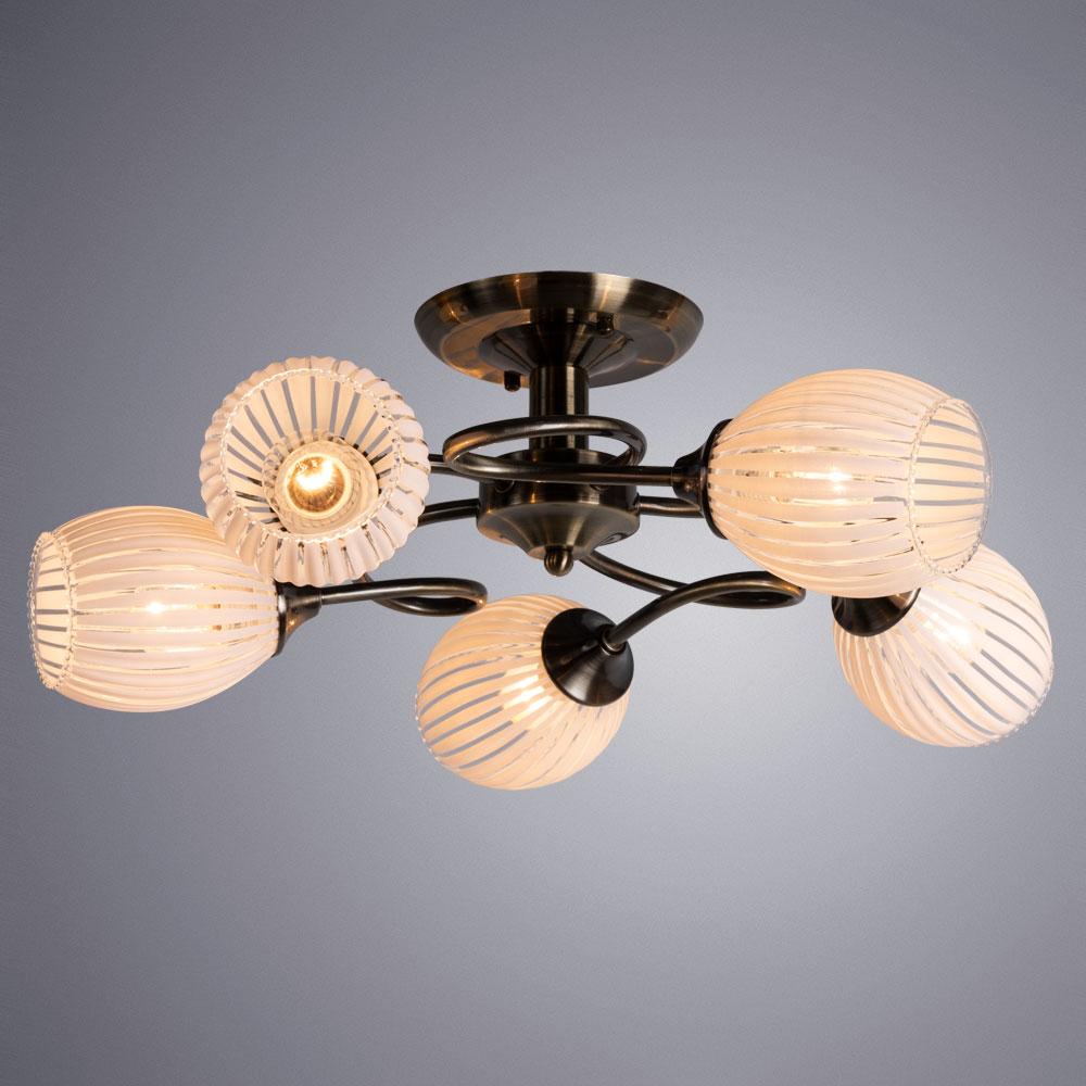 Потолочные светильники A2941PL-5AB ARYA Arte Lamp