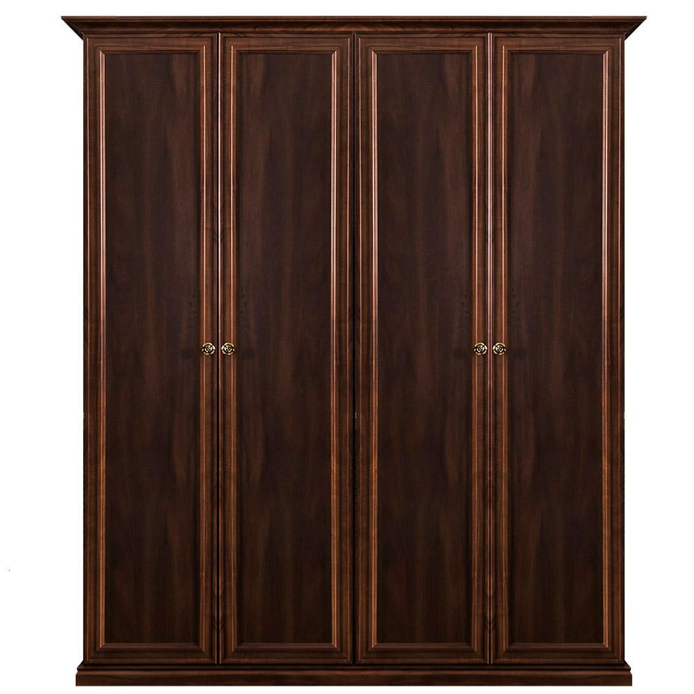 Шкаф четырехдверный без зеркал «Афина» ЭРА