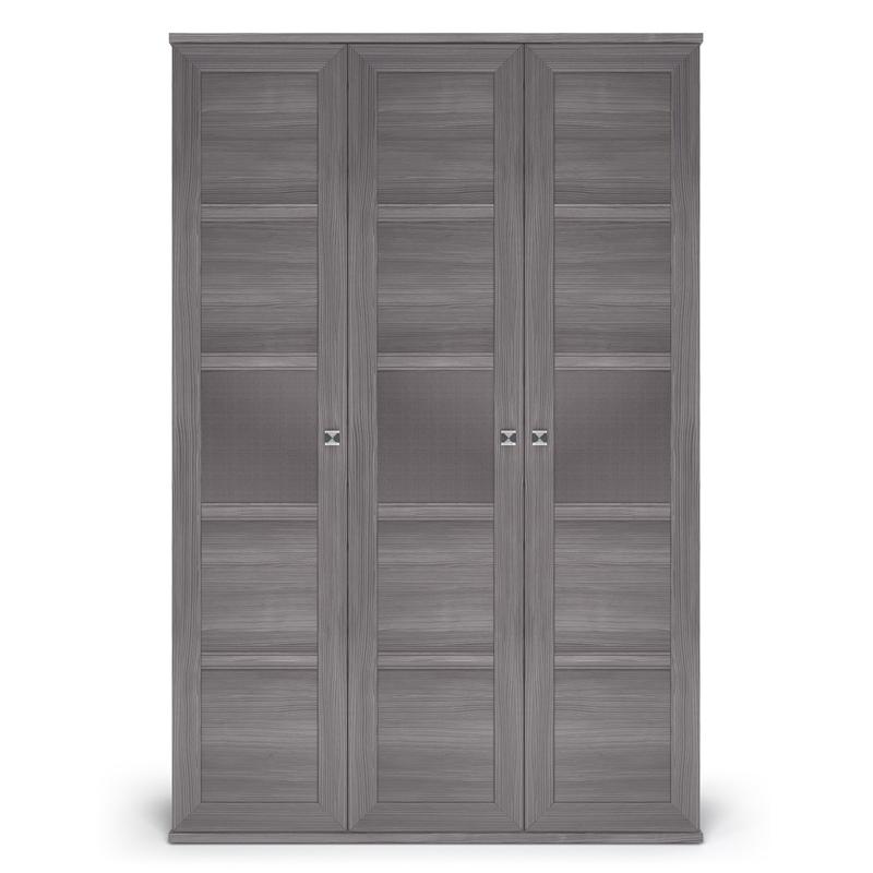 Шкаф трехдверный (корпус) «ПАРМА НЕО» Кураж