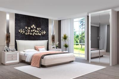 Спальня «Прато» (комплект 2) Кураж