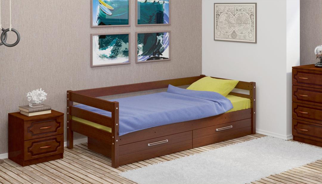 Кровать «Глория кровать одинарная» Bravo