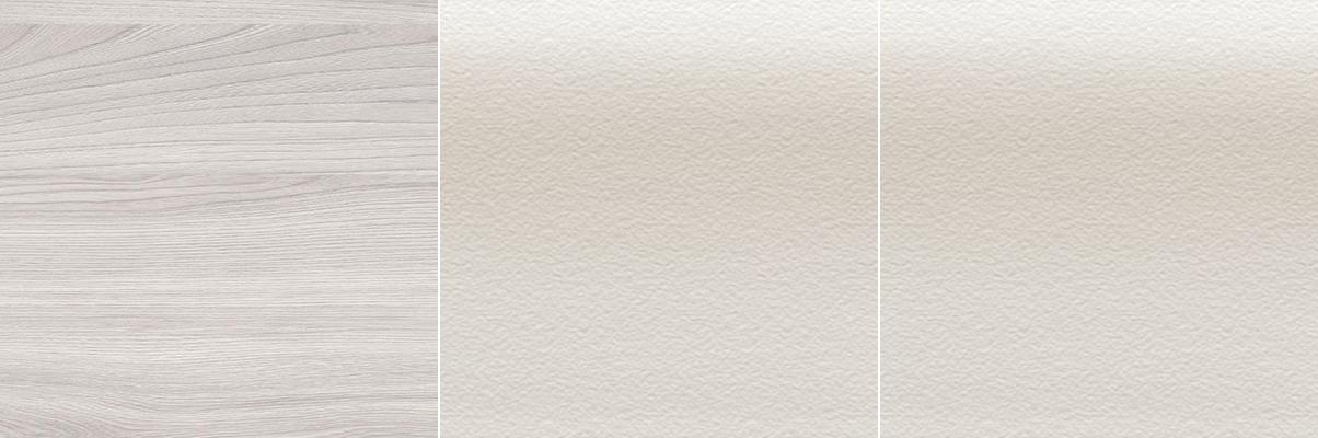 Шкаф 776 (2 cтеклодвери 2 ящика) «Прато» Кураж