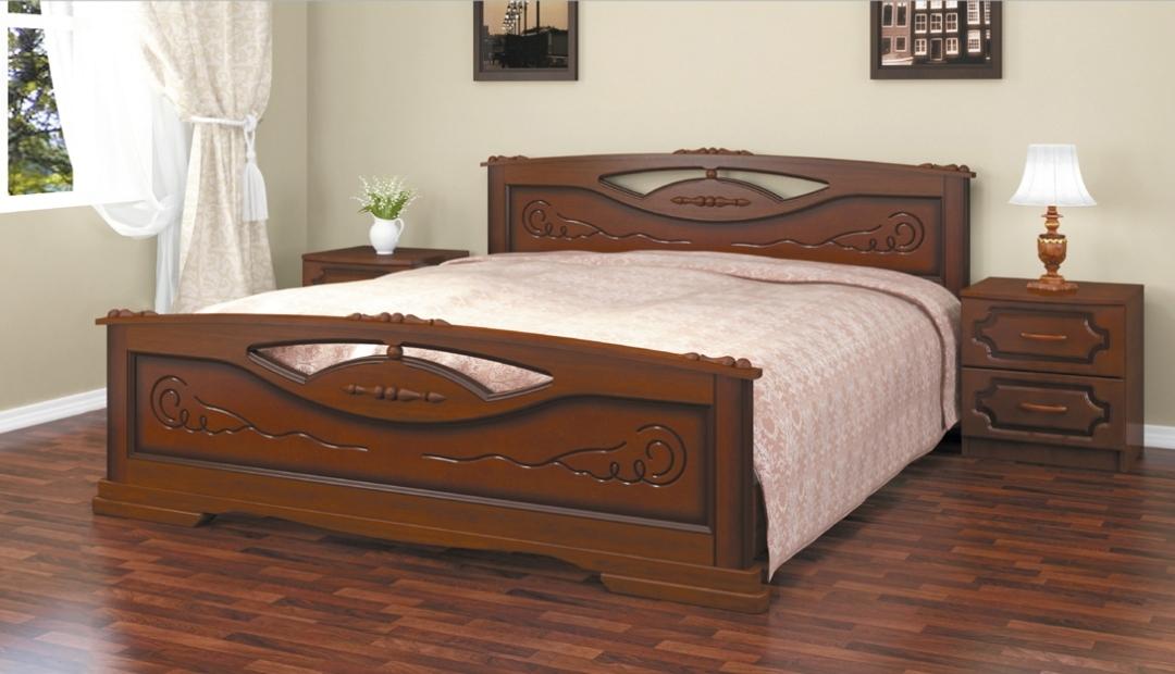 Кровать «Елена 2» Bravo
