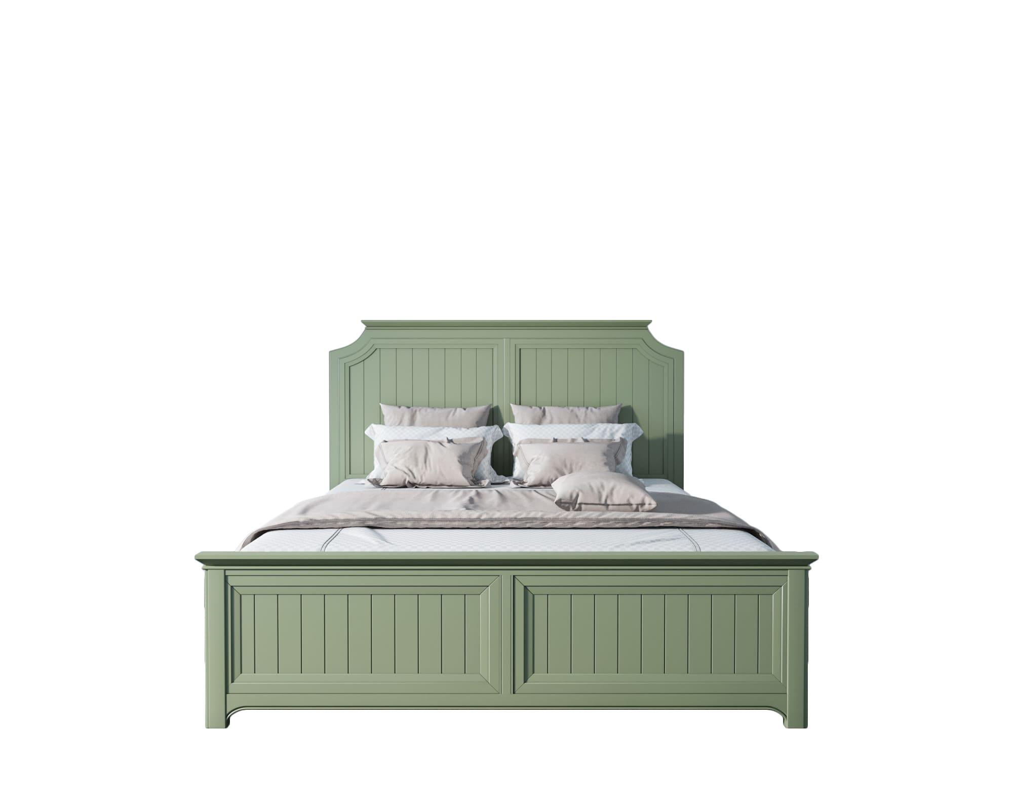 "Кровать ""Olivia"" 180х200 Этажерка"