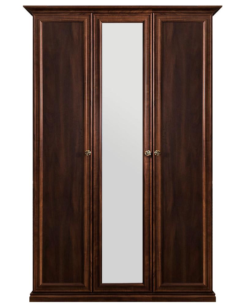 Шкаф трехдверный с зеркалом «Афина» ЭРА